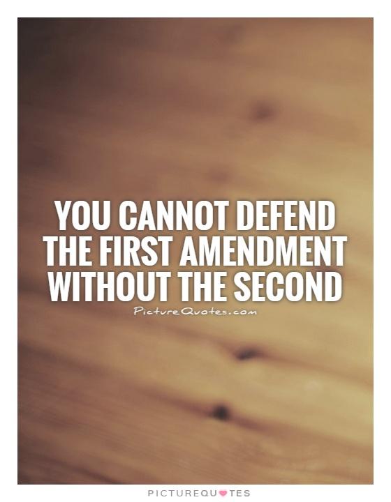 pro second amendment quotes  quotesgram