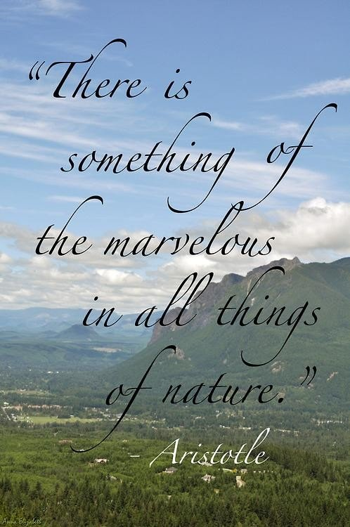 Nature Quotes And Sayings Quotesgram