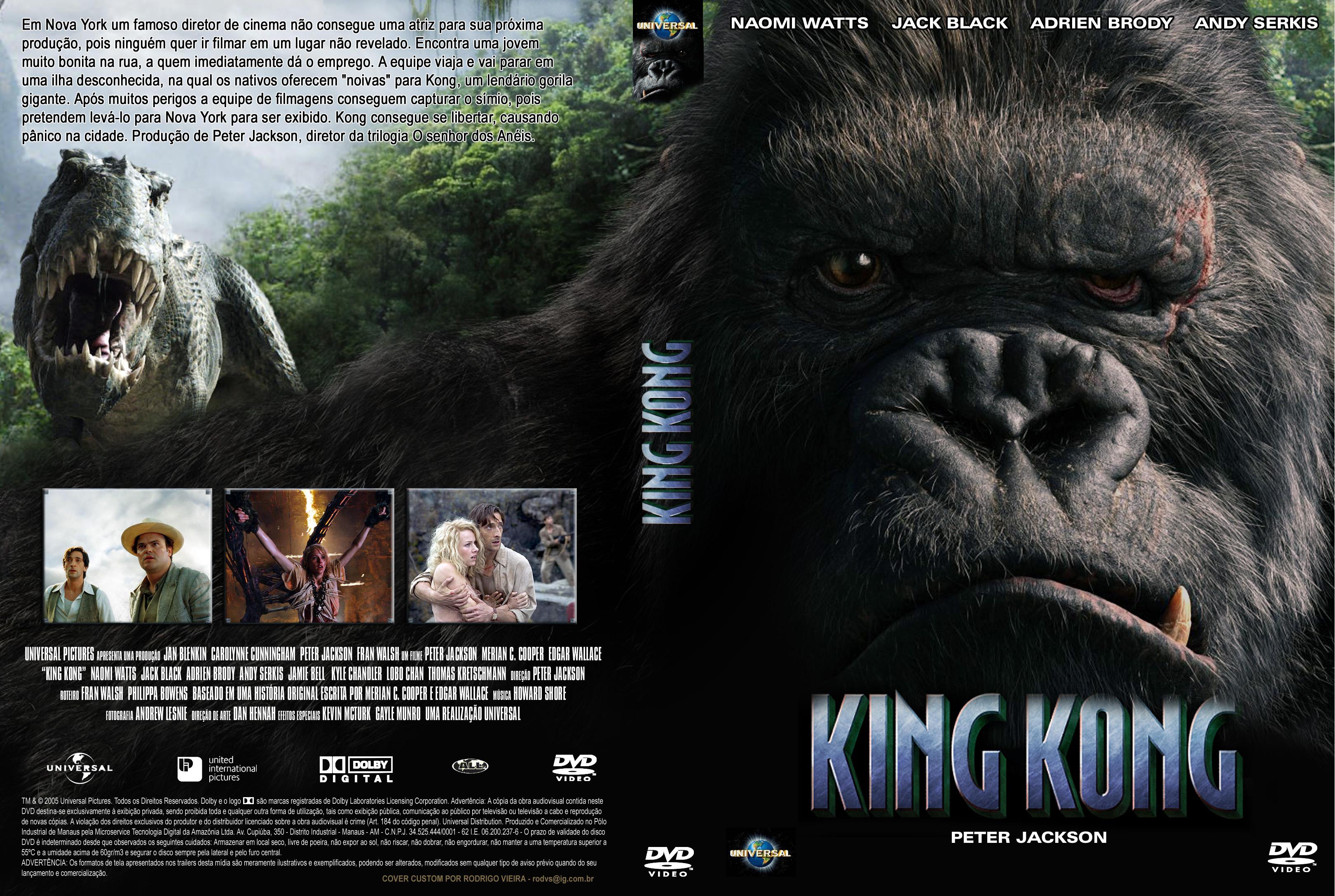 King Kong 2005 Quotes Quotesgram