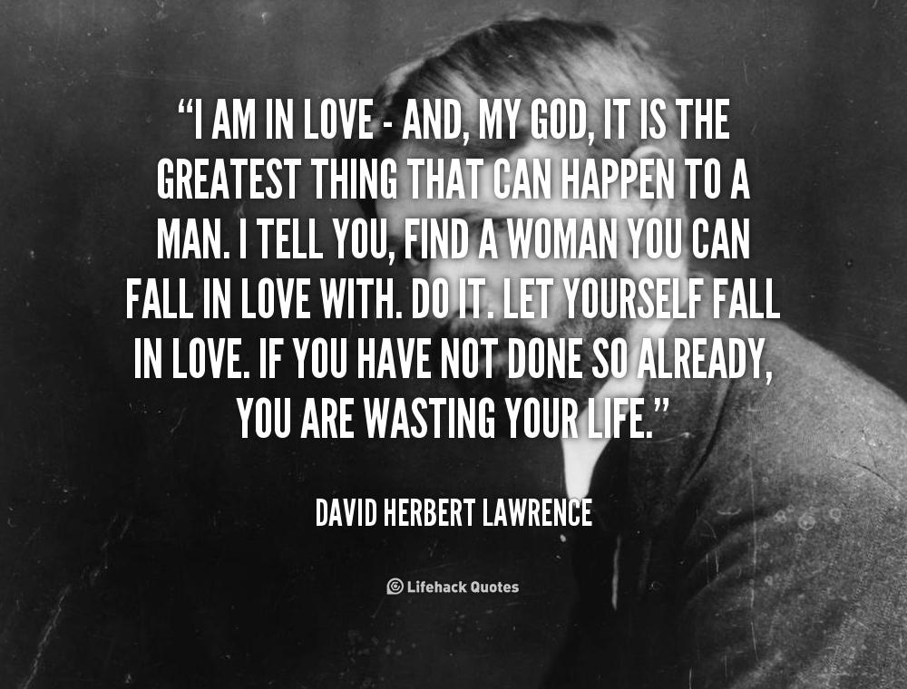 I Am In Love Quotes. QuotesGram