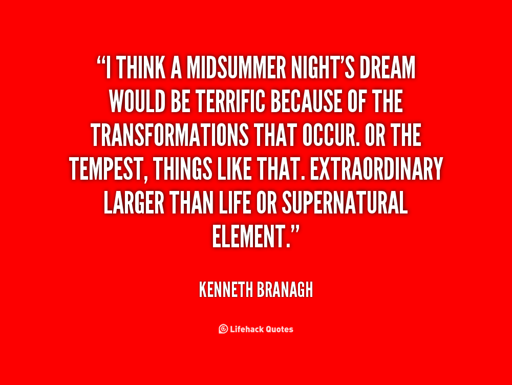 Midsummer Nights Dream Quotes. QuotesGram