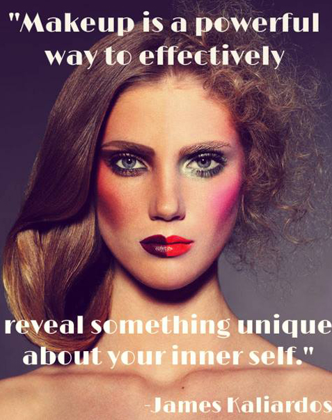 Makeup Quotes: Quotes About Makeup Artistry. QuotesGram