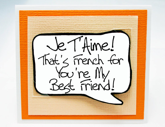 Friend Quote In French : French friends quotes quotesgram