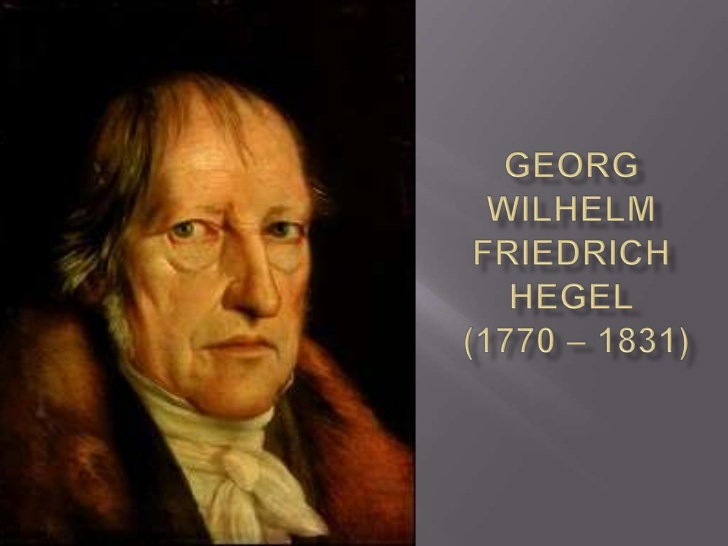 an introduction to the life of georg wilhem fredrick hegel Hegel, georg wilhelm friedrich german philosopher georg wilhelm friedrich hegel (1770–1831), born in stuttgart on august 27 and educated at the university of tübingen, gained intellectual renown while teaching at the university of berlin.