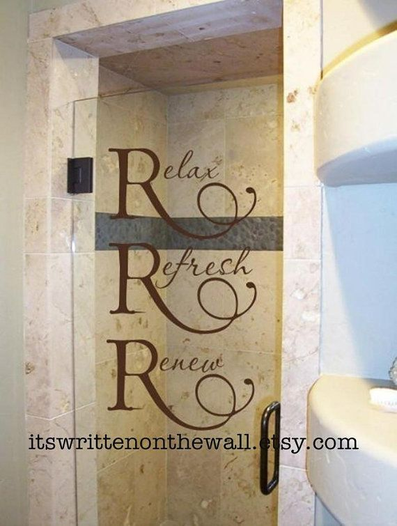 Master Bathroom Wall Quotes. QuotesGram