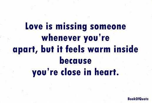 Missing someone wise quotes about 55 Great