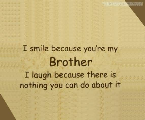Cute Little Brother Quotes. QuotesGram