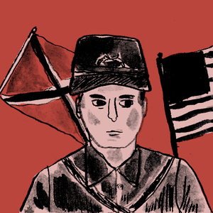 an analysis of stephen cranes the red badge of courage The red badge of courage study guide contains a biography of stephen crane,  literature essays, a complete e-text, quiz questions, major.