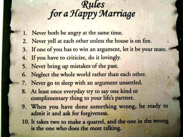 difference between marriage and live in relationship law