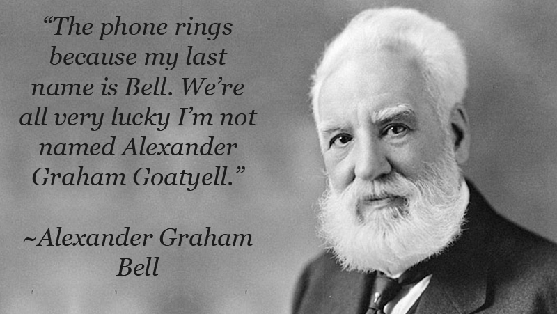 Alexander Graham Bell Science Quotes Quotesgram