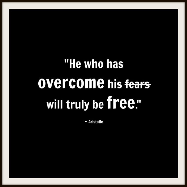 Quotes About Overcoming Failure: Quotes About Overcoming Fear. QuotesGram
