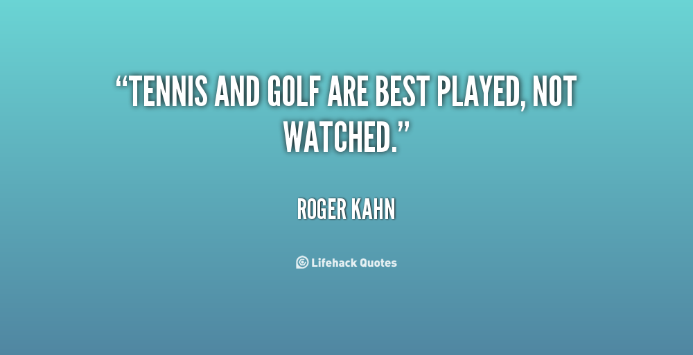 Tennis Quotes And Sayings Quotesgram