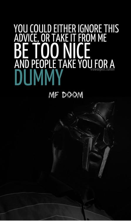 mf doom quotes quotesgram