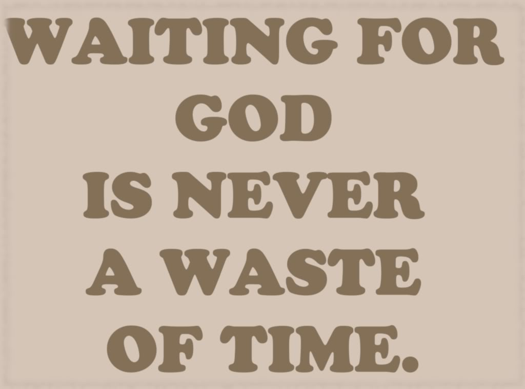 Bible Quotes About Waiting. QuotesGram