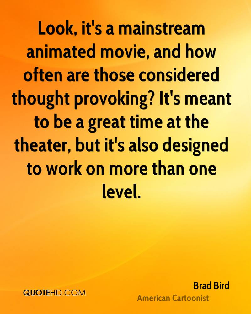 Animated Pictures With Quotes: Quotes From Animated Movies. QuotesGram