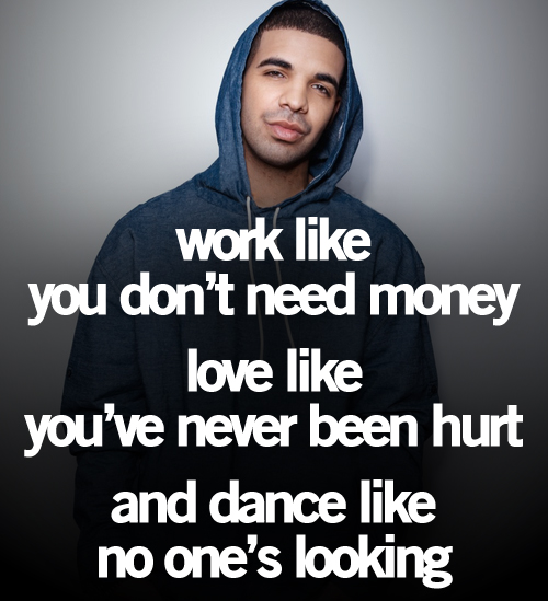 Drake Sad Love Quotes Tumblr: Drake Quotes About Haters. QuotesGram