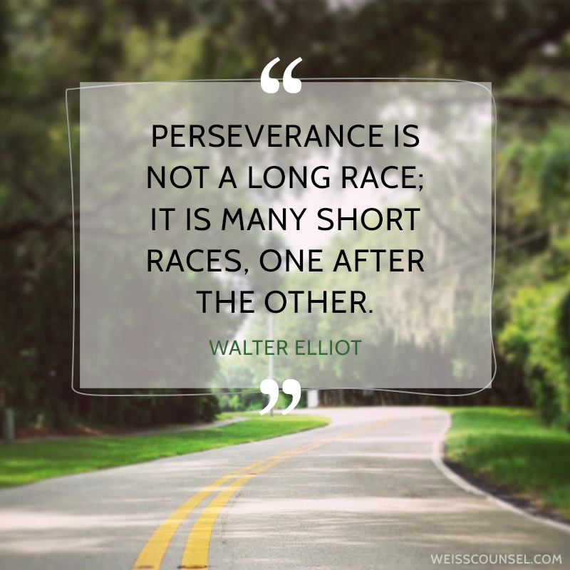 Persistence Quotes For Work: Christian Perseverance Quotes. QuotesGram