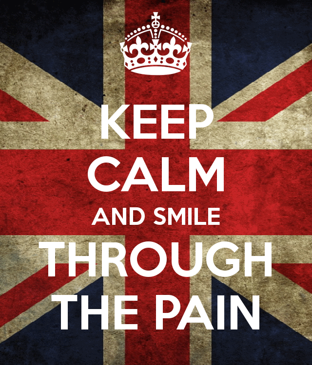 Keep Calm And Smile Quotes: Smile Through The Pain Quotes. QuotesGram