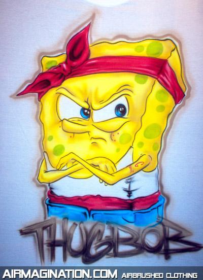 Gangsta Spongebob Quotes. QuotesGram  Gangsta Spongeb...