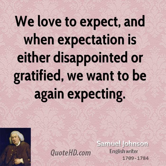 Quotes About Unmet Expectations. QuotesGram