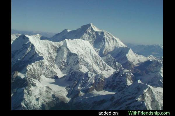 Quotes About Mount Everest: Mount Everest Quotes. QuotesGram