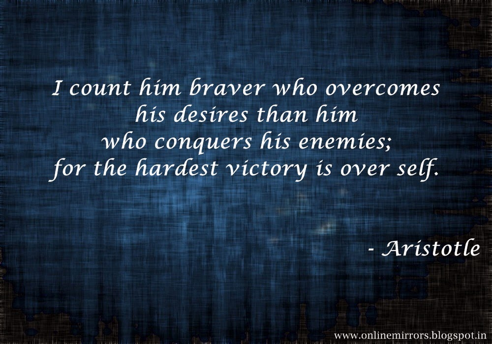 25 Best Aristotle Quotes On Pinterest: Quotes About Victory Over Enemies. QuotesGram