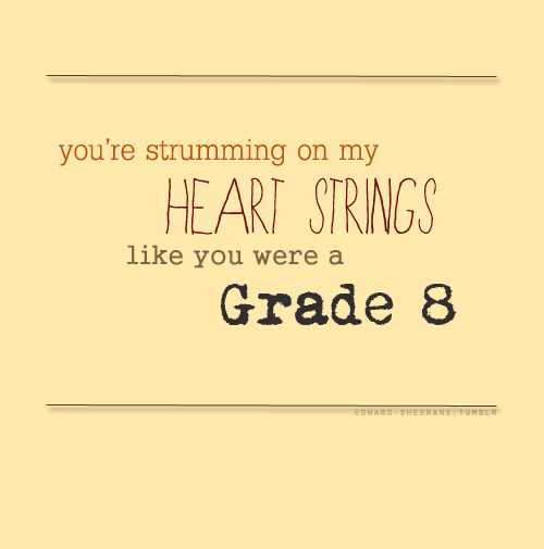 ed sheeran lyric quotes quotesgram