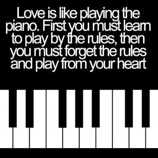 Inspirational Quotes About Play: Piano Quotes Inspirational. QuotesGram