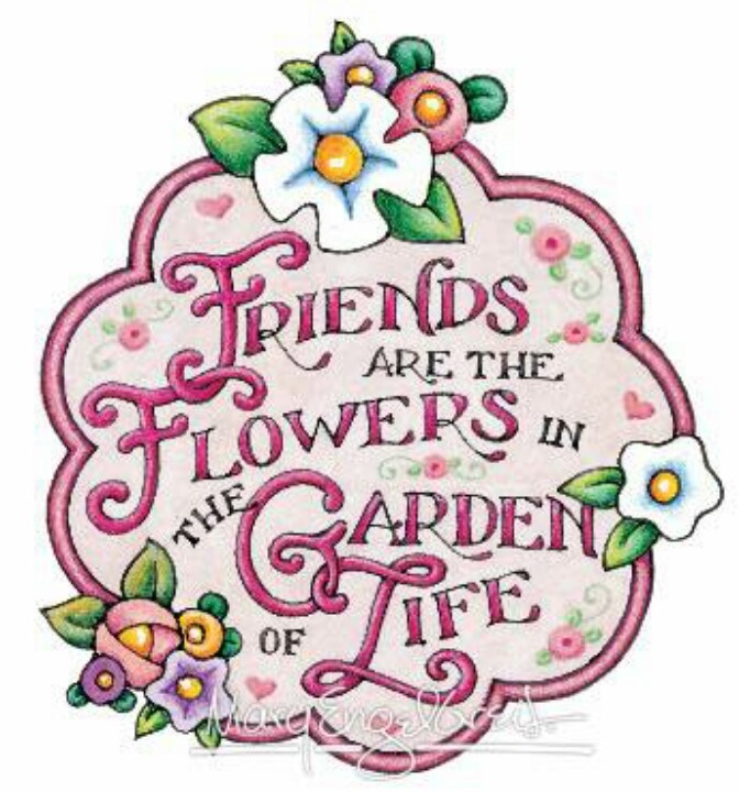 Birthday Quotes From The Quote Garden: Gardening Quotes Friendship. QuotesGram