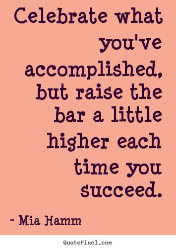 Mia Hamm Said Quotes. QuotesGram  |Mia Hamm Soccer Quotes