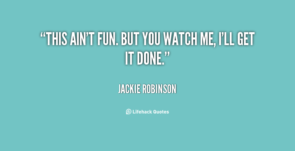 Jackie Robinson Famous Quotes Quotesgram