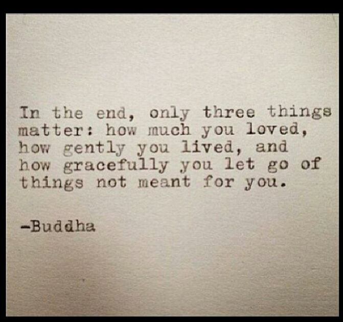 Quotes About Love: Tiny Buddha Quotes. QuotesGram