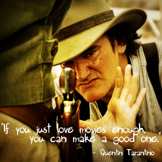 Movies Lines Quotes: Quentin Tarantino Quotes From Movies. QuotesGram