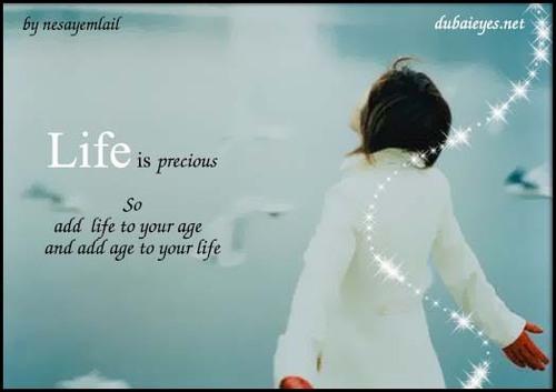 Life Is Precious Quotes Quotesgram