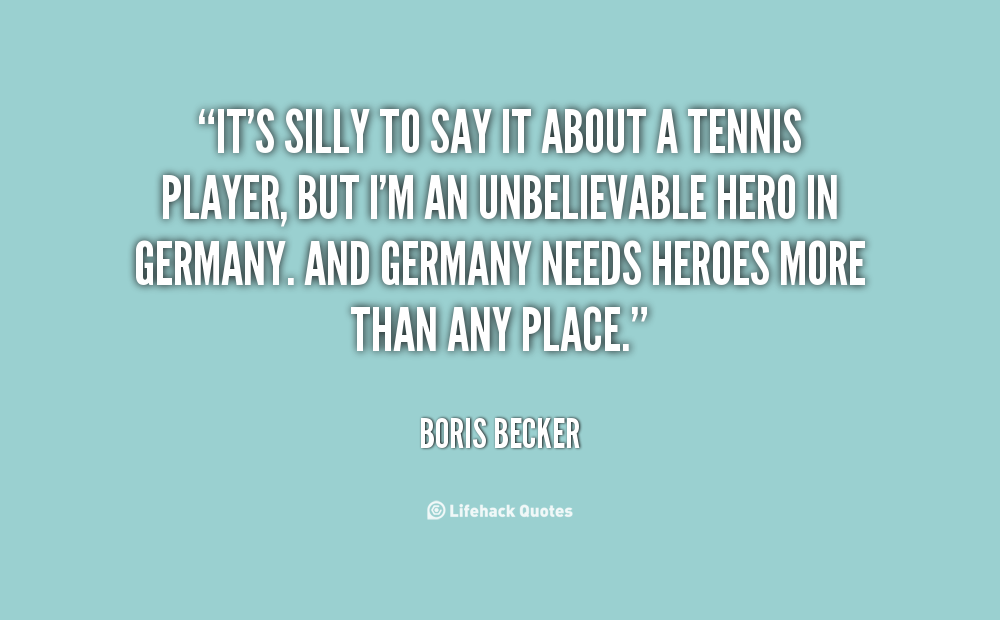 Tennis Player Quotes Quotesgram