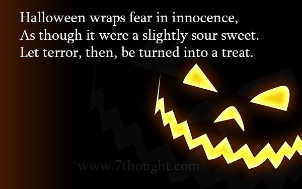 Halloween Quotes. QuotesGram