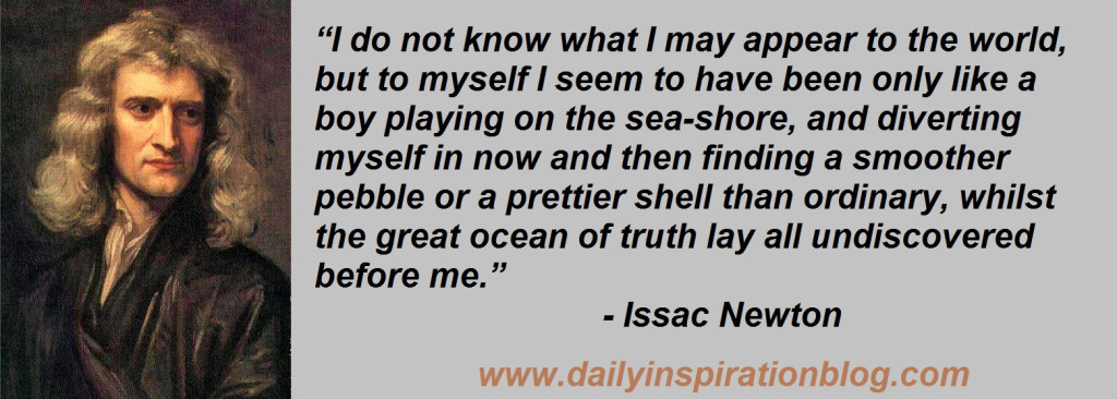 isaac newton quote ldquo all - photo #5