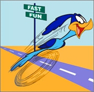 Image result for images of the road runner cartoon