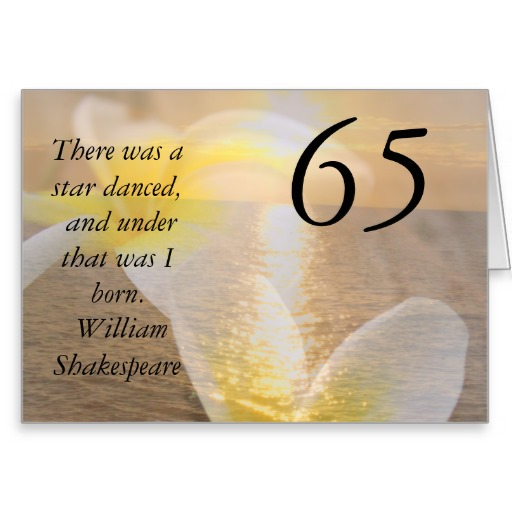 Shakespeare Quotes About Birthdays. QuotesGram