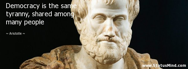 Aristotle Quotes On Death Quotesgram: Aristotle Quotes On Democracy. QuotesGram