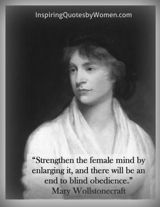 mary wollstonecraft and feminism Originally published in 1798 the unintended consequence of the frank (arguably unnecessarily frank and detailed) account of the private life of wollstonecraft by her husband did much to.