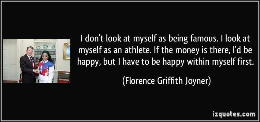 Florence Griffith Joyner Quotes. QuotesGram