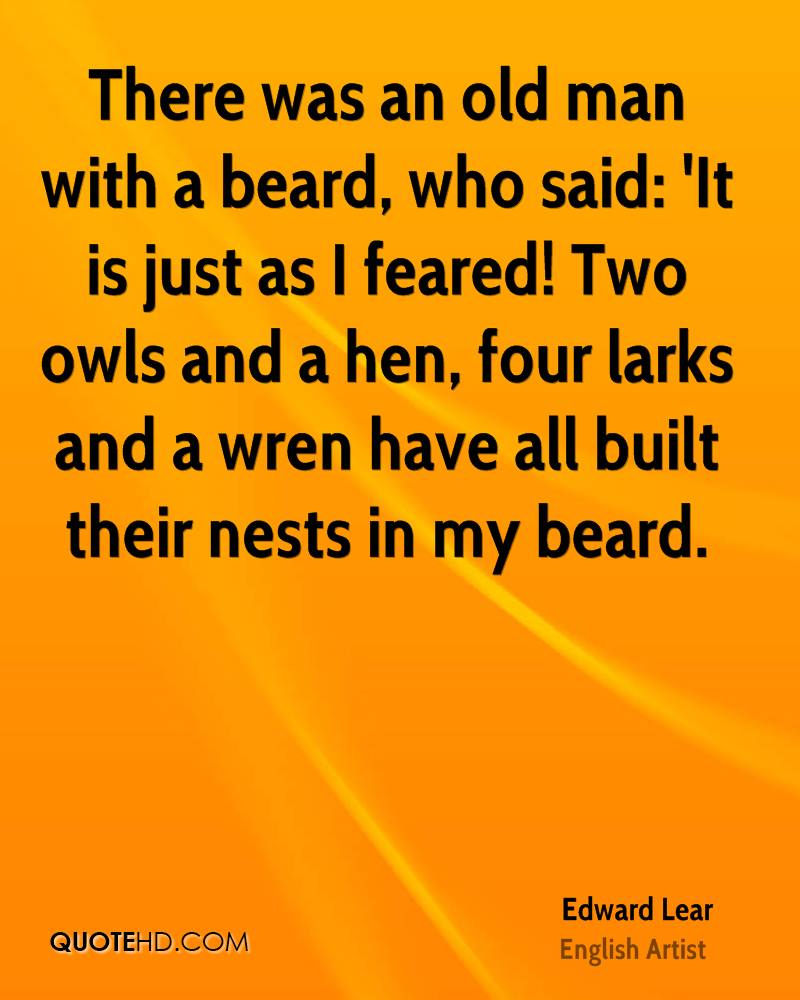 Bearded Old Man Quotes. QuotesGram