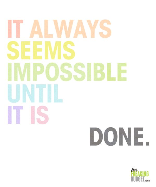Quotes About Impossible. QuotesGram