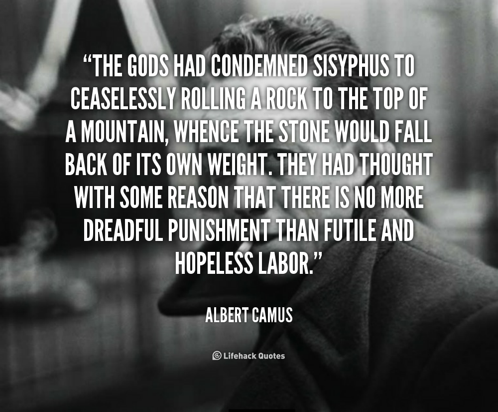 the symbolism in the metamorphosis by albert camus In to kafkas biography, and then will start a discussion of metamorphosis, which  is  is nothing less than the very meaning of human existence face to face with  the absurd  camus (1963, chicago and london: u of chicago p, 1970).