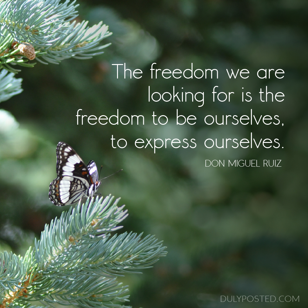 Expressing Love Quotes Quotesgram: Freedom To Express Yourself Quotes. QuotesGram