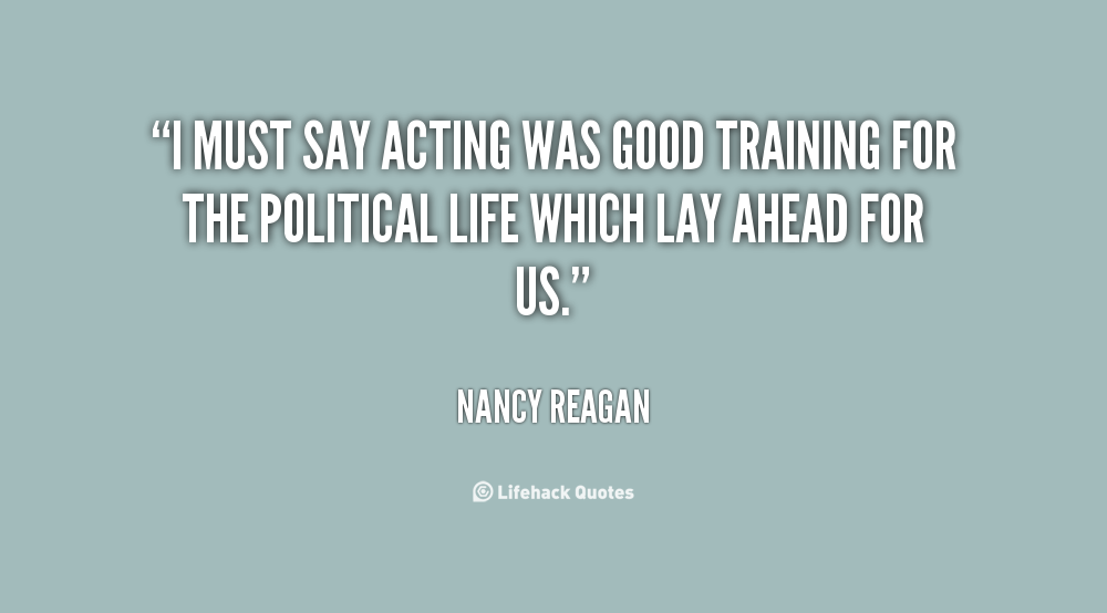 Acting Brand New Quotes: Great Trainer Quotes. QuotesGram