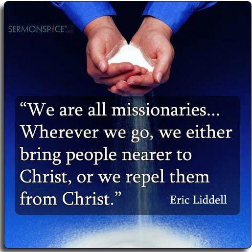 Eric Liddell Quotes Quotesgram