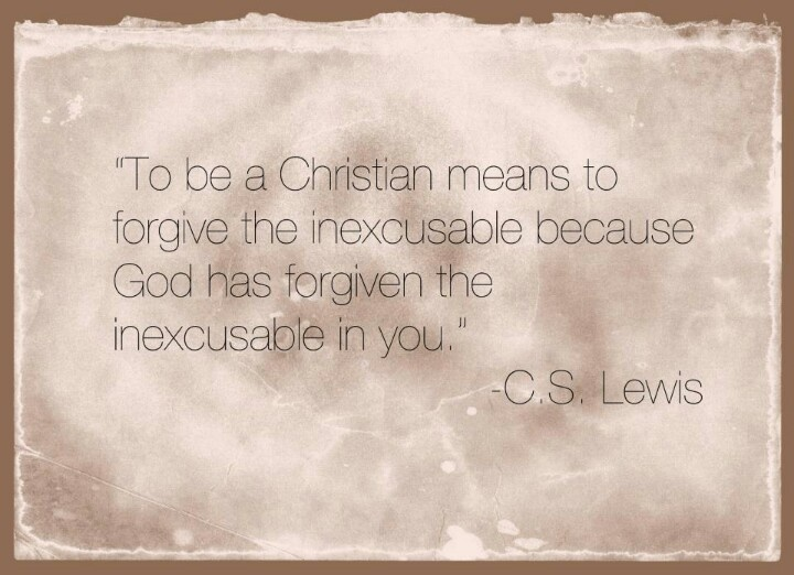 cs lewis essay on forgiveness This feature is not available right now please try again later.