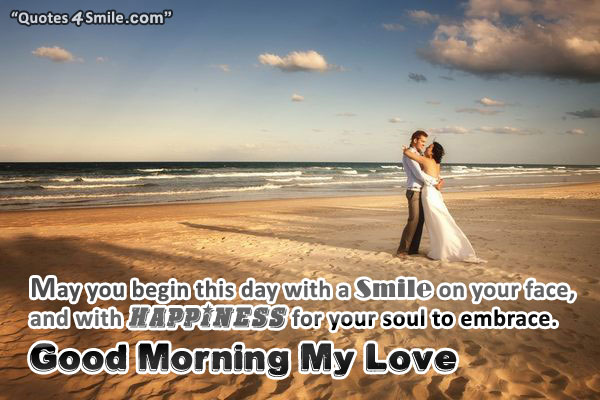 Good Morning My Love Notes : Good morning my love quotes quotesgram
